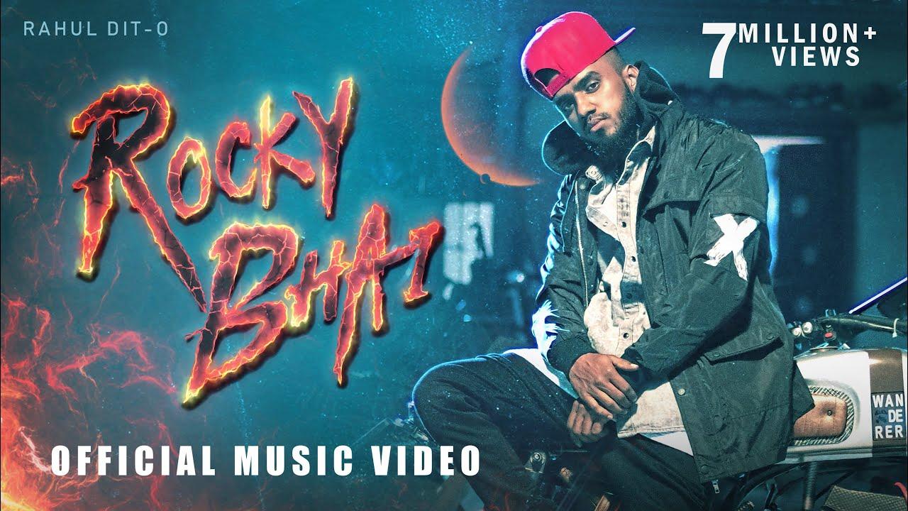 Rocky bhat rahul dito lyrics thumbnail